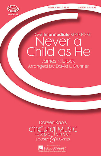 Product Cover for Never a Child as He