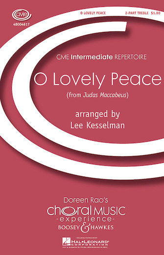 Product Cover for O Lovely Peace