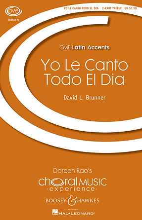 Product Cover for Yo le Canto Todo el Dia