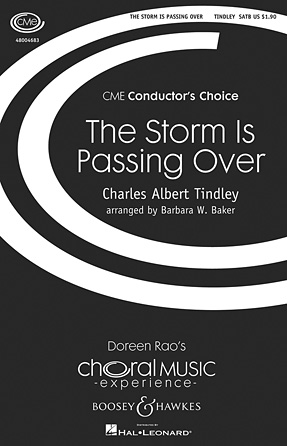 Product Cover for The Storm Is Passing Over