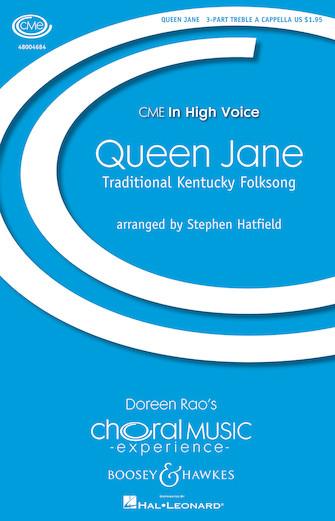 Queen Jane : SSA : Stephen Hatfield :  1 CD : 48004684 : 073999468120
