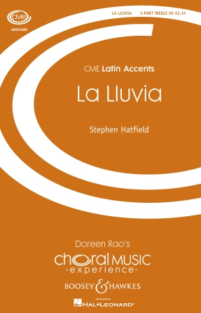 La Lluvia : SSA : Stephen Hatfield : Stephen Hatfield : Sheet Music : 48004688 : 073999579475