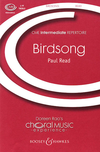 Product Cover for Birdsong