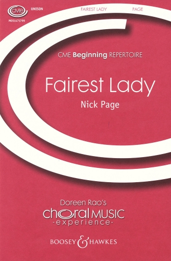 Product Cover for Fairest Lady