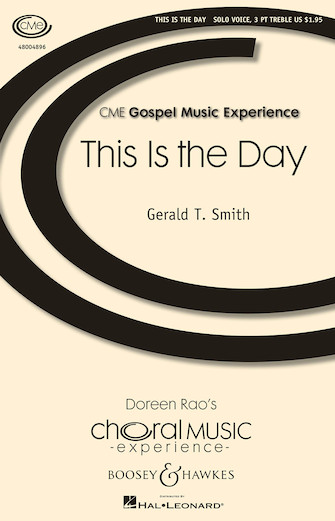 Product Cover for This Is the Day