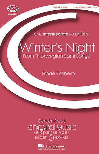 Winter's Night (Vinternatt) : 2-Part : Frode Fjellheim : Frode Fjellheim : Sheet Music : 48004925 : 073999493986