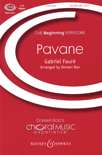 Product Cover for Pavane