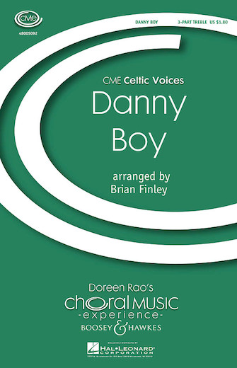 Danny Boy : SSA : Brian Finley : Frederic Weatherly : Sheet Music : 48005092 : 073999650198
