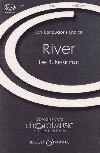 River : SATB divisi : Lee Kesselman : Lee Kesselman : Sheet Music : 48005116 : 073999743593