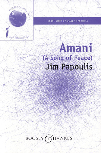 Product Cover for Amani (A Song of Peace)