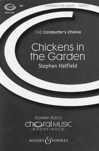 Chickens In the Garden : TBB : Stephen Hatfield : Stephen Hatfield : England : Sheet Music : 48005188 : 073999280487
