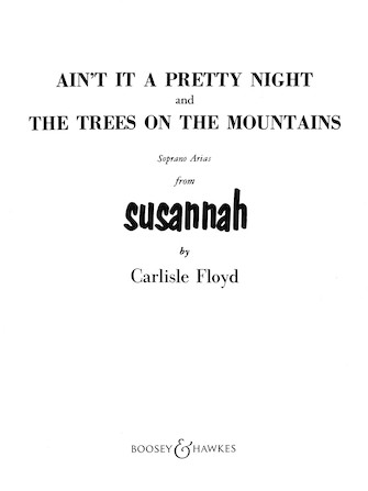 Product Cover for Ain't It a Pretty Night and The Trees on the Mountains