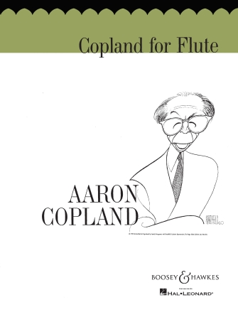 Product Cover for Copland for Flute
