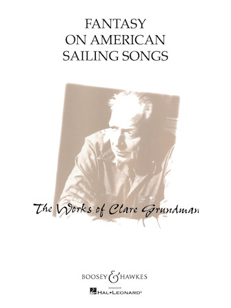 Product Cover for Fantasy on American Sailing Songs