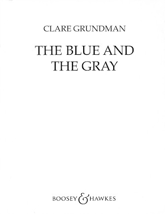 Product Cover for The Blue and the Gray