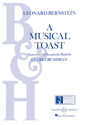 Product Cover for A Musical Toast