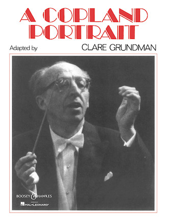 Product Cover for A Copland Portrait