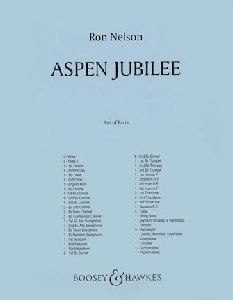 Product Cover for Aspen Jubilee