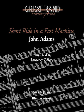 Product Cover for Short Ride in a Fast Machine
