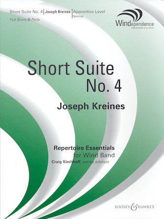 Product Cover for Short Suite No. 4