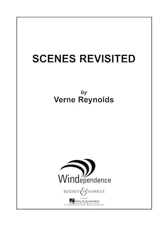 Product Cover for Scenes Revisited