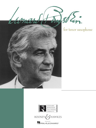 Product Cover for Bernstein for Tenor Saxophone