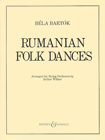 Product Cover for Rumanian Folk Dances