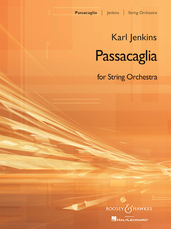 Product Cover for Passacaglia