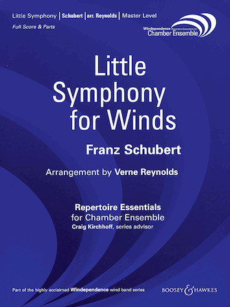 Product Cover for Little Symphony for Winds