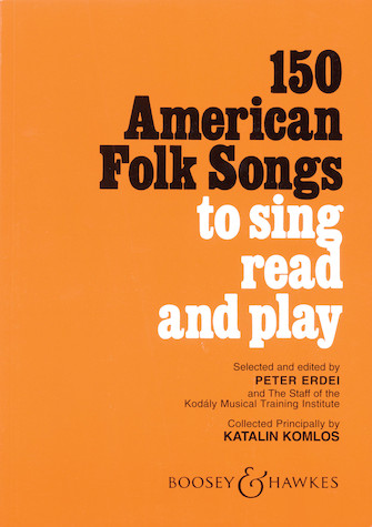 Product Cover for 150 American Folk Songs