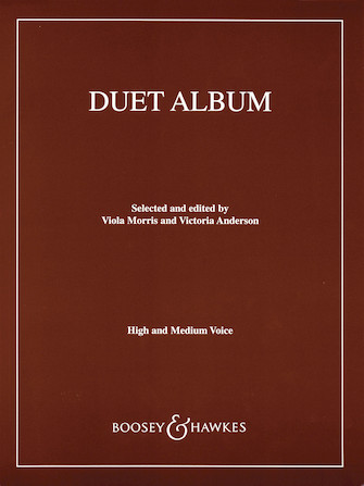 Product Cover for Duet Album