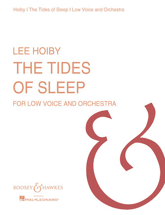 Product Cover for The Tides of Sleep, Op. 22