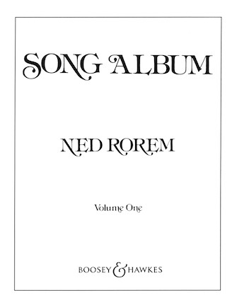 Product Cover for Song Album – Volume 1