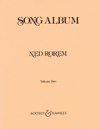 Product Cover for Song Album – Volume 2