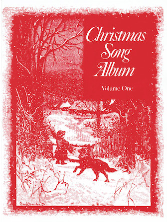 Product Cover for Christmas Song Album (Red)