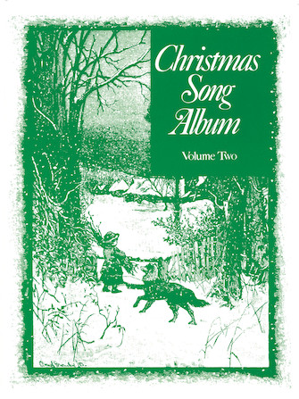 Product Cover for Christmas Song Album (Green)