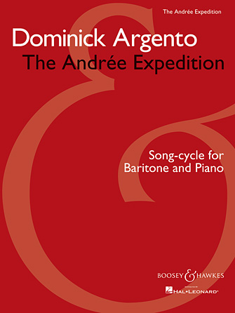 Product Cover for Dominick Argento – The Andrée Expedition