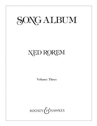Product Cover for Song Album – Volume 3