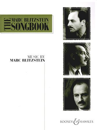 Product Cover for The Marc Blitzstein Songbook – Volume 1
