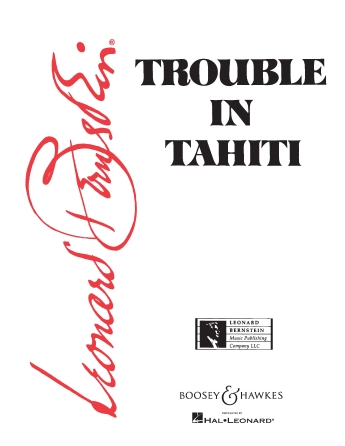 Product Cover for Trouble in Tahiti