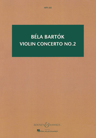 Product Cover for Violin Concerto No. 2