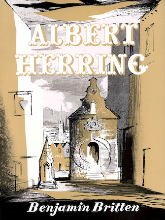 Product Cover for Albert Herring, Op. 39