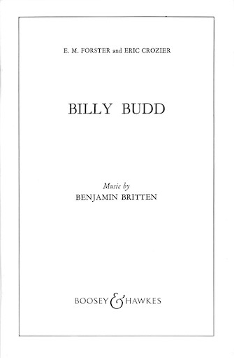 Product Cover for Billy Budd, Op. 50