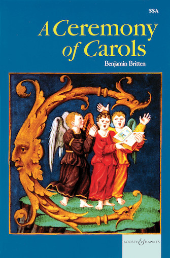 Product Cover for A Ceremony of Carols op. 28