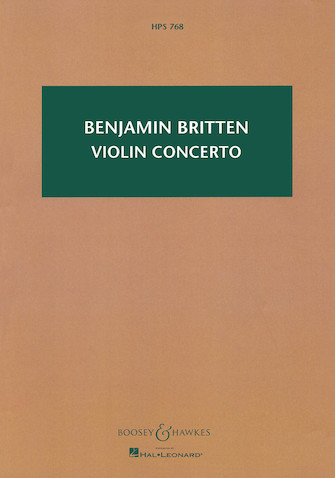 Product Cover for Violin Concerto, Op. 15