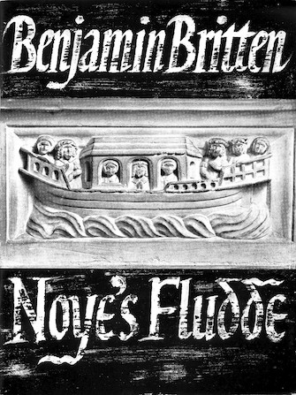 Product Cover for Noye's Fludde, Op. 59