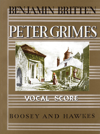Product Cover for Peter Grimes, Op. 33