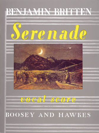 Product Cover for Serenade for Tenor, Op. 31