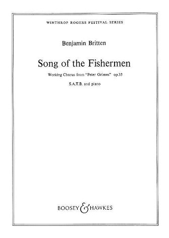 Product Cover for Song of the Fisherman