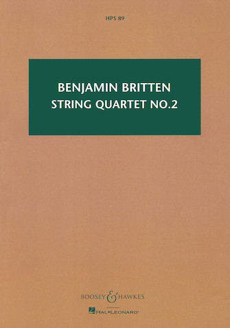 Product Cover for String Quartet No. 2, Op. 36